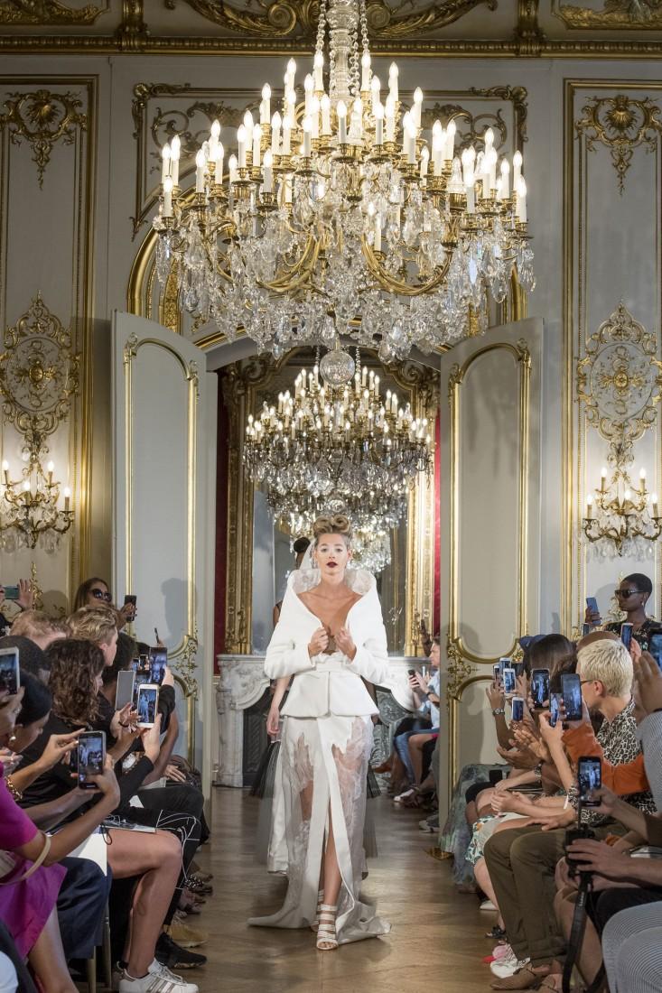 Adeline Ziliox Paris FW2019 photo by imaxtree 23