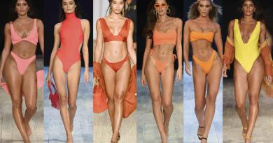 Left to Right: Nessy Swim, Sōnya Swim at Fashion Palette, Monday Swimwear, VDM the Label at Fashion Palette, TJ Swim at Fashion Palette, Bananhot America