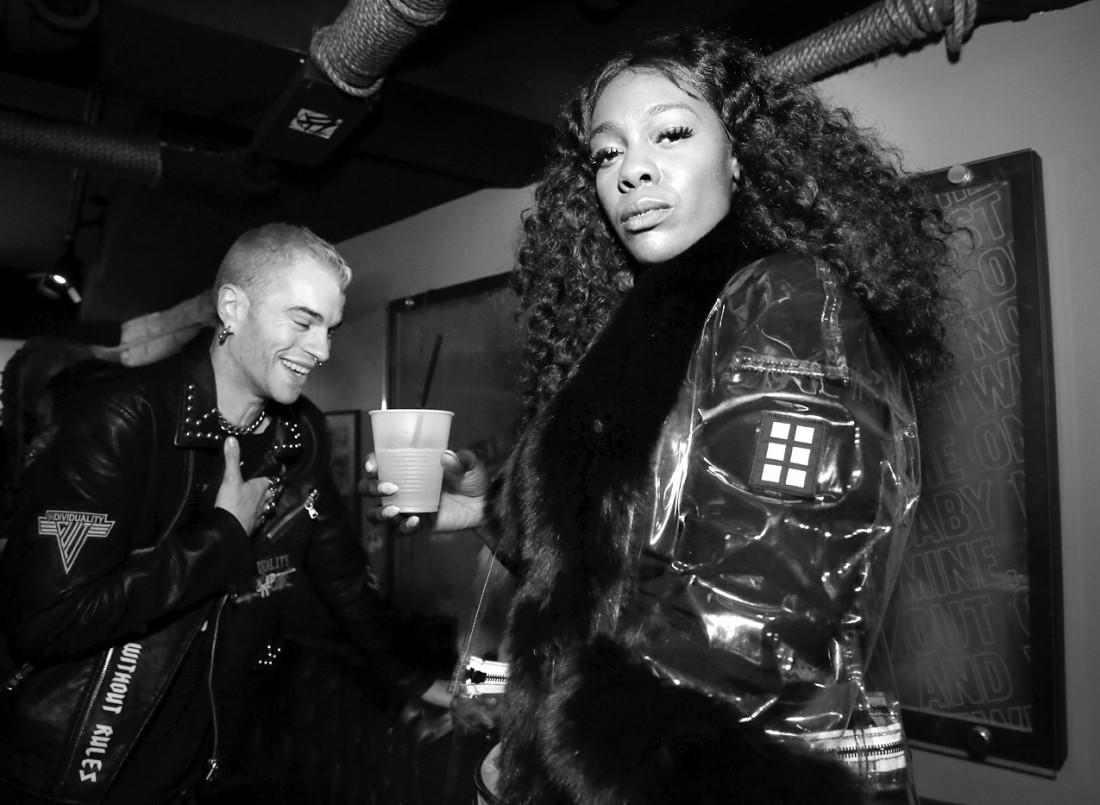 After Party@Romeo Hunte NYFW FW2019 photo by Cheryl Gorski 18