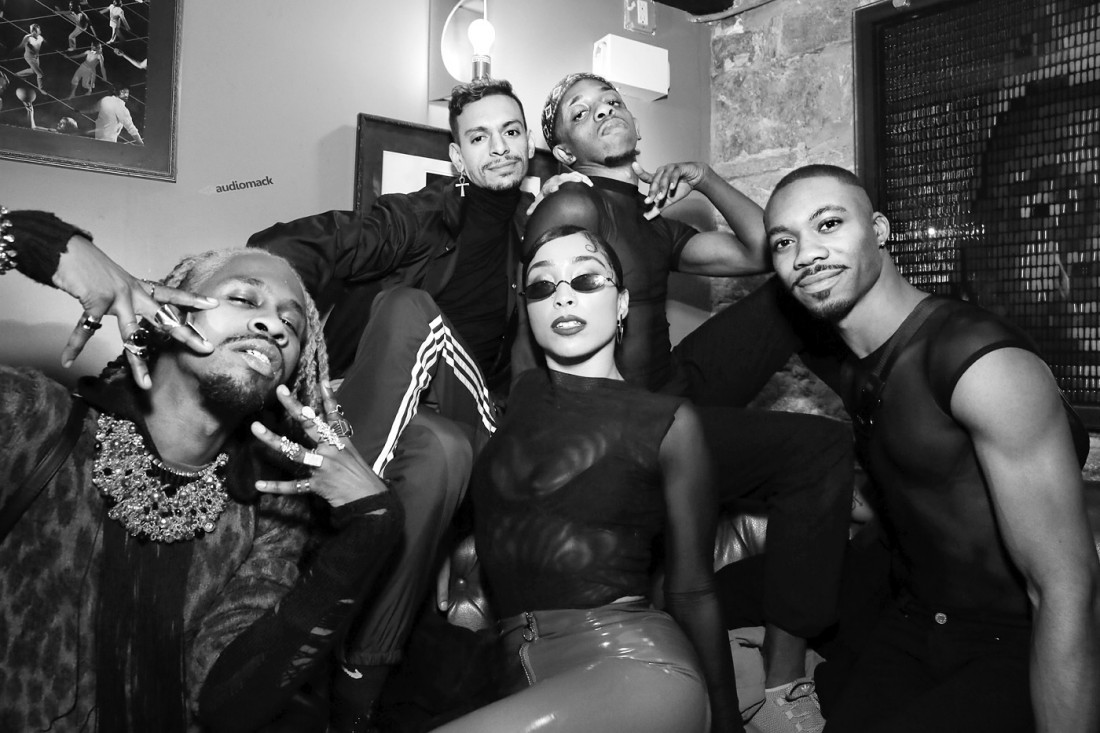 After Party@Romeo Hunte NYFW FW2019 photo by Cheryl Gorski 2