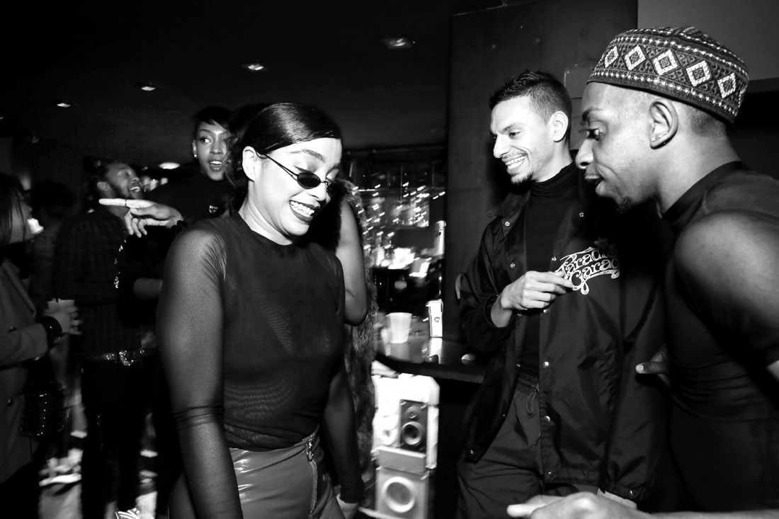 After Party@Romeo Hunte NYFW FW2019 photo by Cheryl Gorski 26