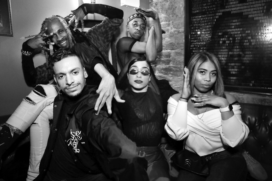 After Party@Romeo Hunte NYFW FW2019 photo by Cheryl Gorski 3