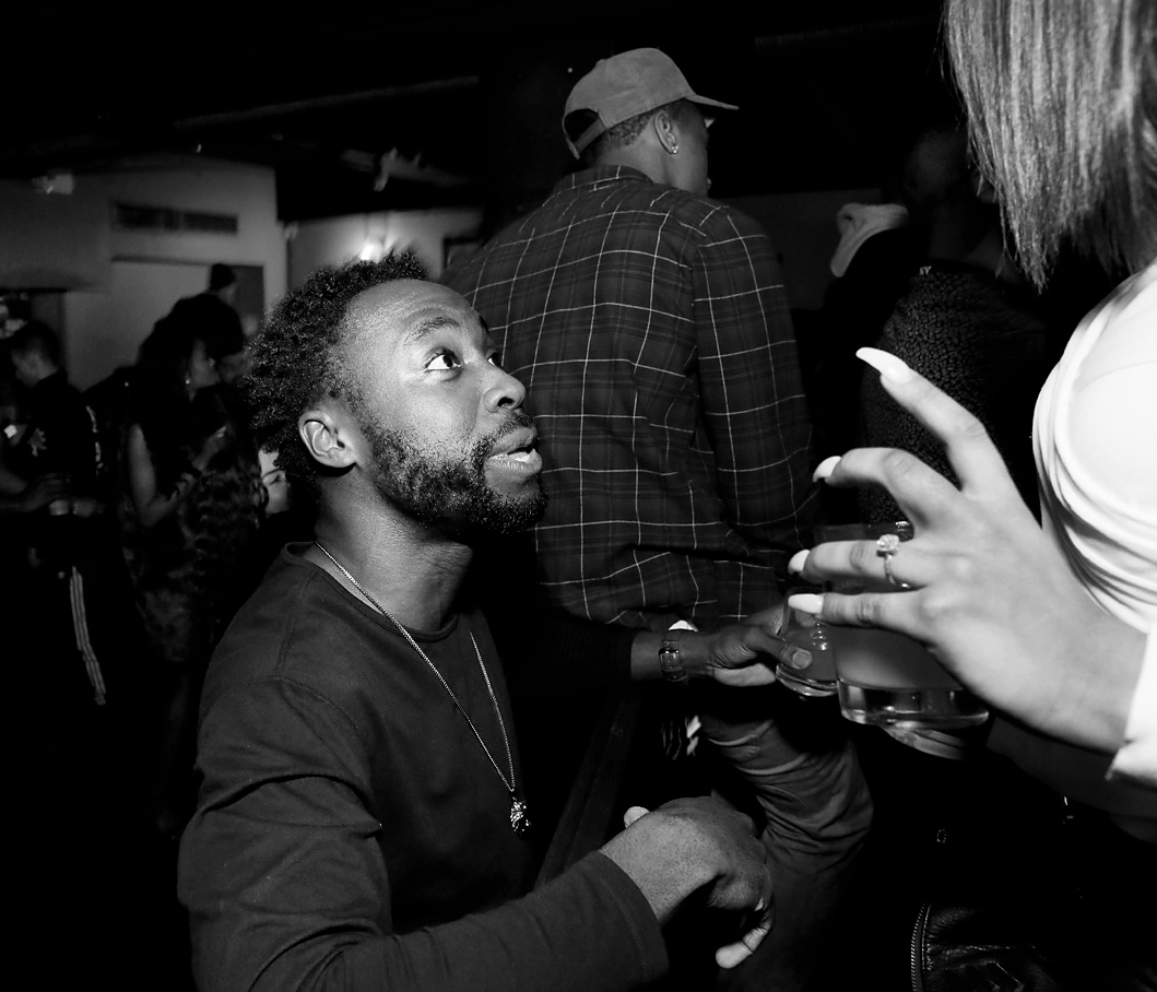After Party@Romeo Hunte NYFW FW2019 photo by Cheryl Gorski 32