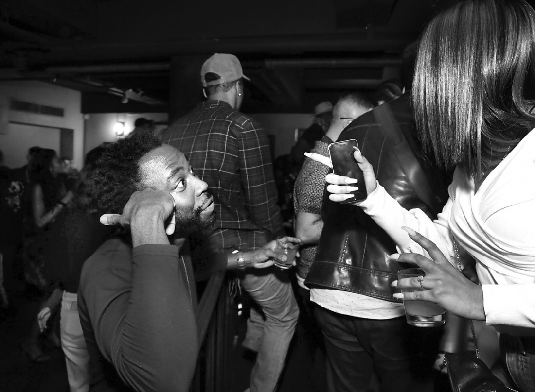 After Party@Romeo Hunte NYFW FW2019 photo by Cheryl Gorski 34
