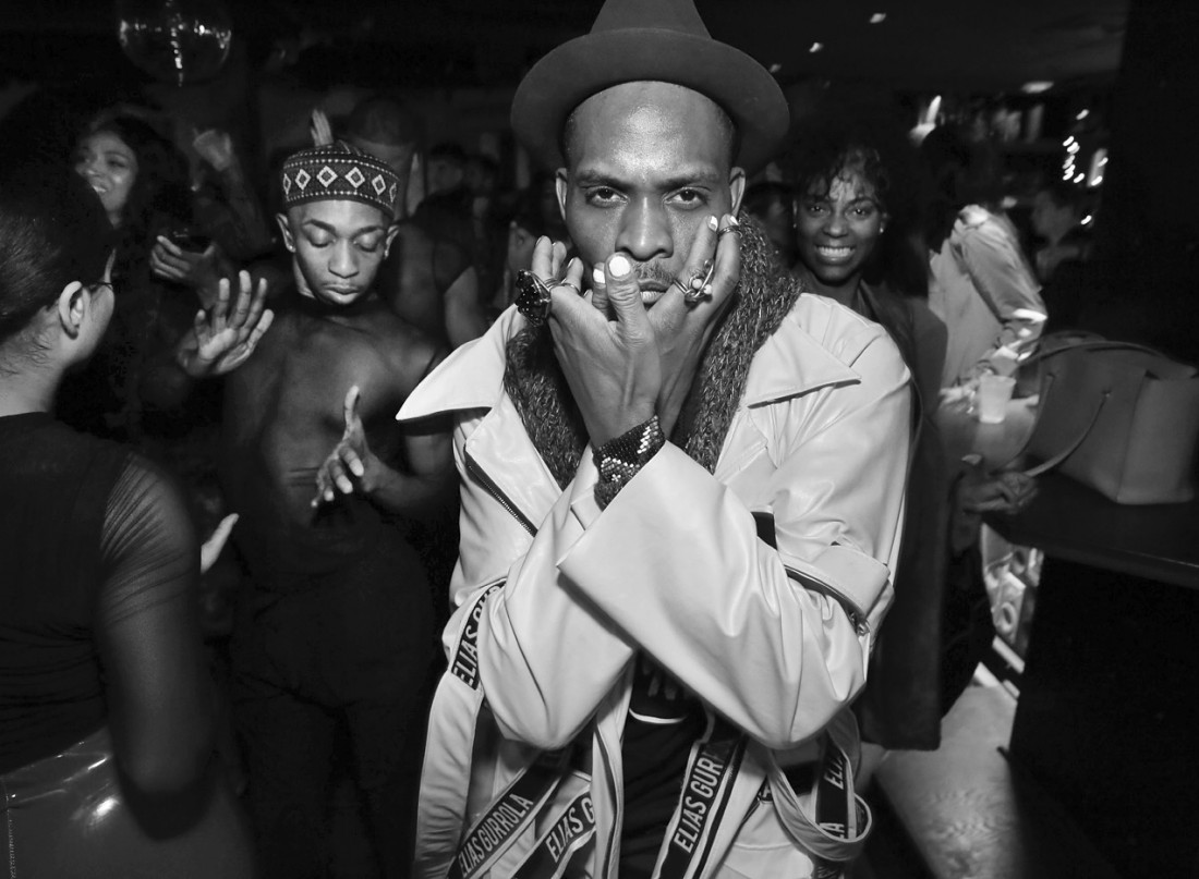 After Party@Romeo Hunte NYFW FW2019 photo by Cheryl Gorski 37