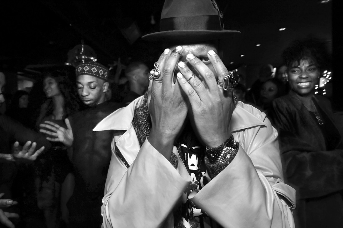 After Party@Romeo Hunte NYFW FW2019 photo by Cheryl Gorski 41