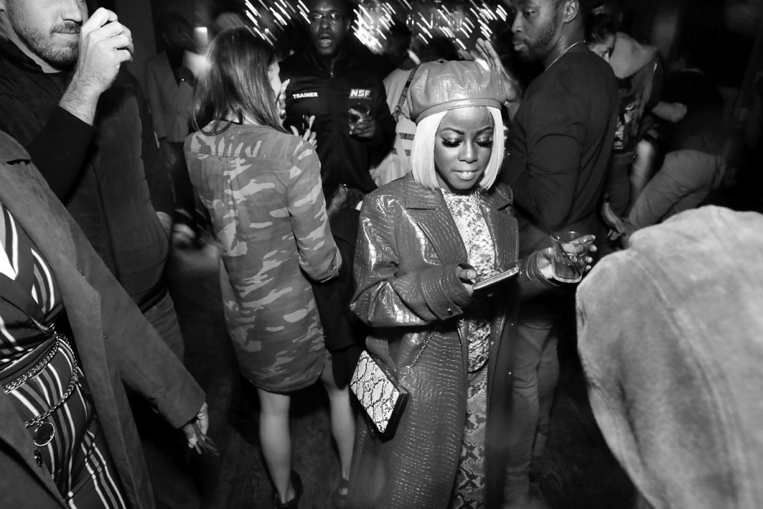 After Party@Romeo Hunte NYFW FW2019 photo by Cheryl Gorski 46