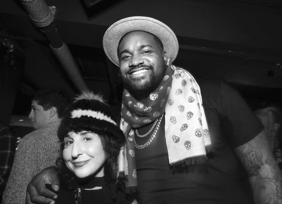 After Party@Romeo Hunte NYFW FW2019 photo by Cheryl Gorski 47