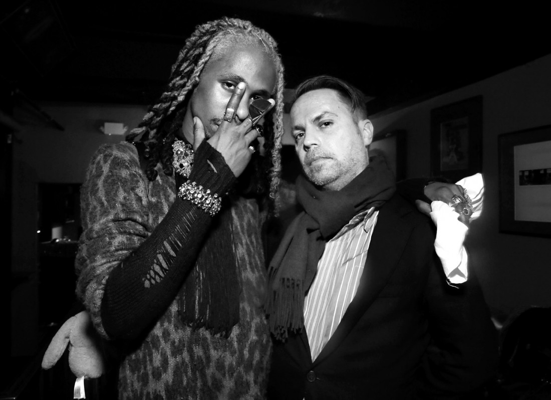 After Party@Romeo Hunte NYFW FW2019 photo by Cheryl Gorski 49