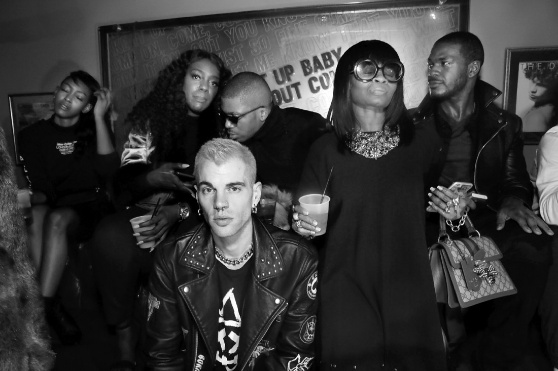 After Party@Romeo Hunte NYFW FW2019 photo by Cheryl Gorski 51