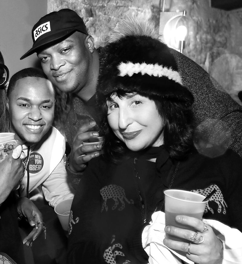 After Party@Romeo Hunte NYFW FW2019 photo by Cheryl Gorski 52