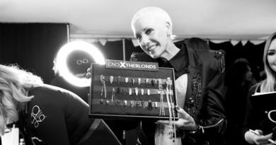Backstage@The Blonds NYFW FW2019 photo by Cheryl Gorski 83