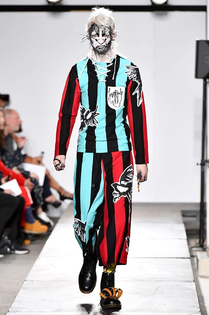 Charles Jeffrey LOVERBOY London Mens SS2020 photo by IMAXtree 12