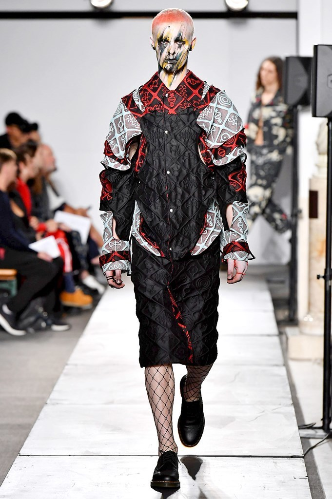 Charles Jeffrey LOVERBOY London Mens SS2020 photo by IMAXtree 24