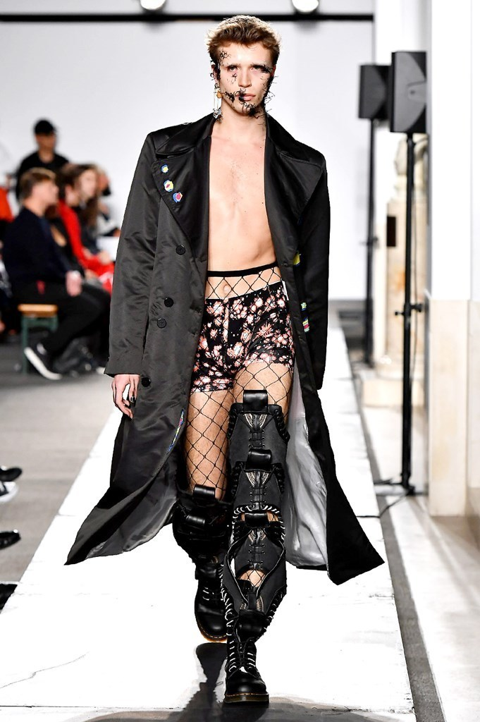 Charles Jeffrey LOVERBOY London Mens SS2020 photo by IMAXtree 36