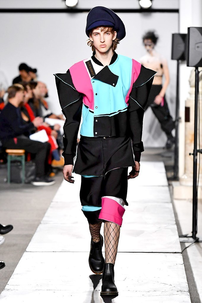 Charles Jeffrey LOVERBOY London Mens SS2020 photo by IMAXtree 8
