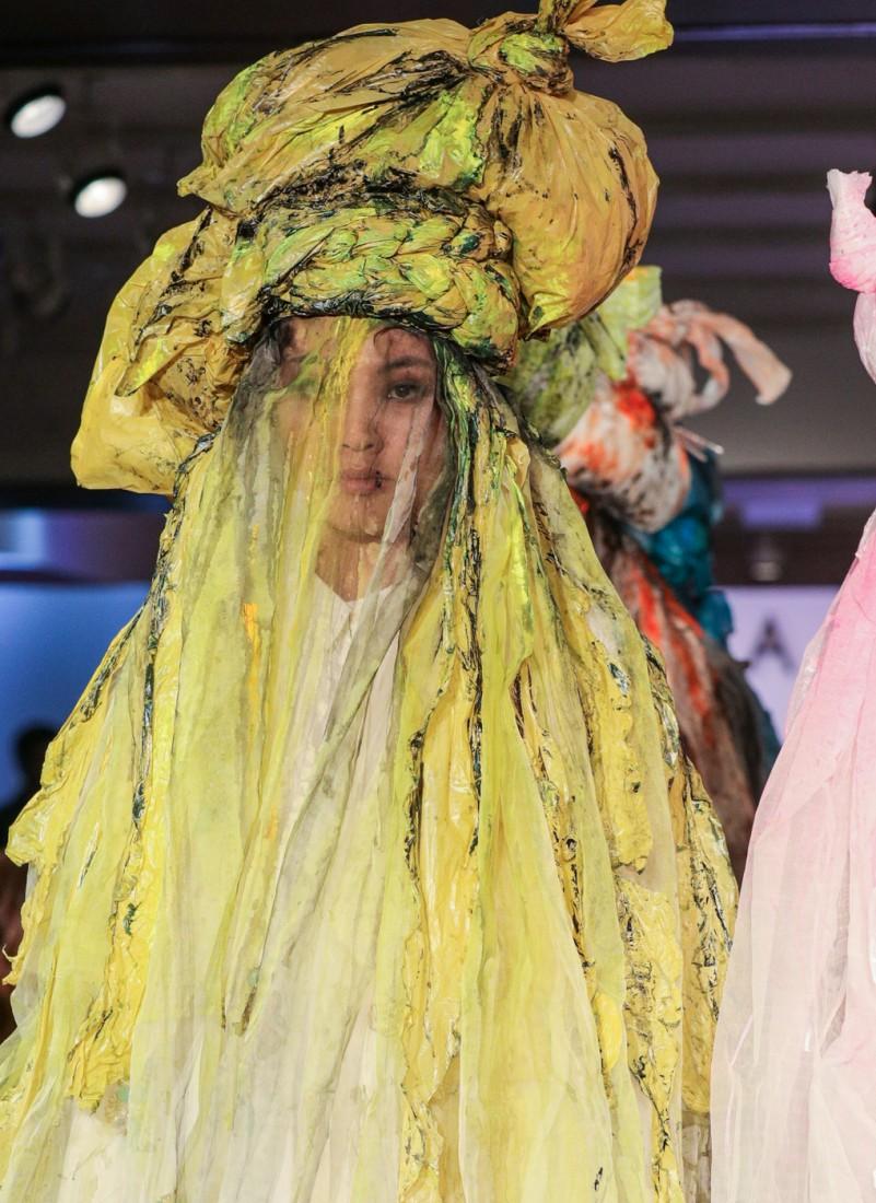 Fashion Parade NYFW SS2020 photo by CJ Rivera 10