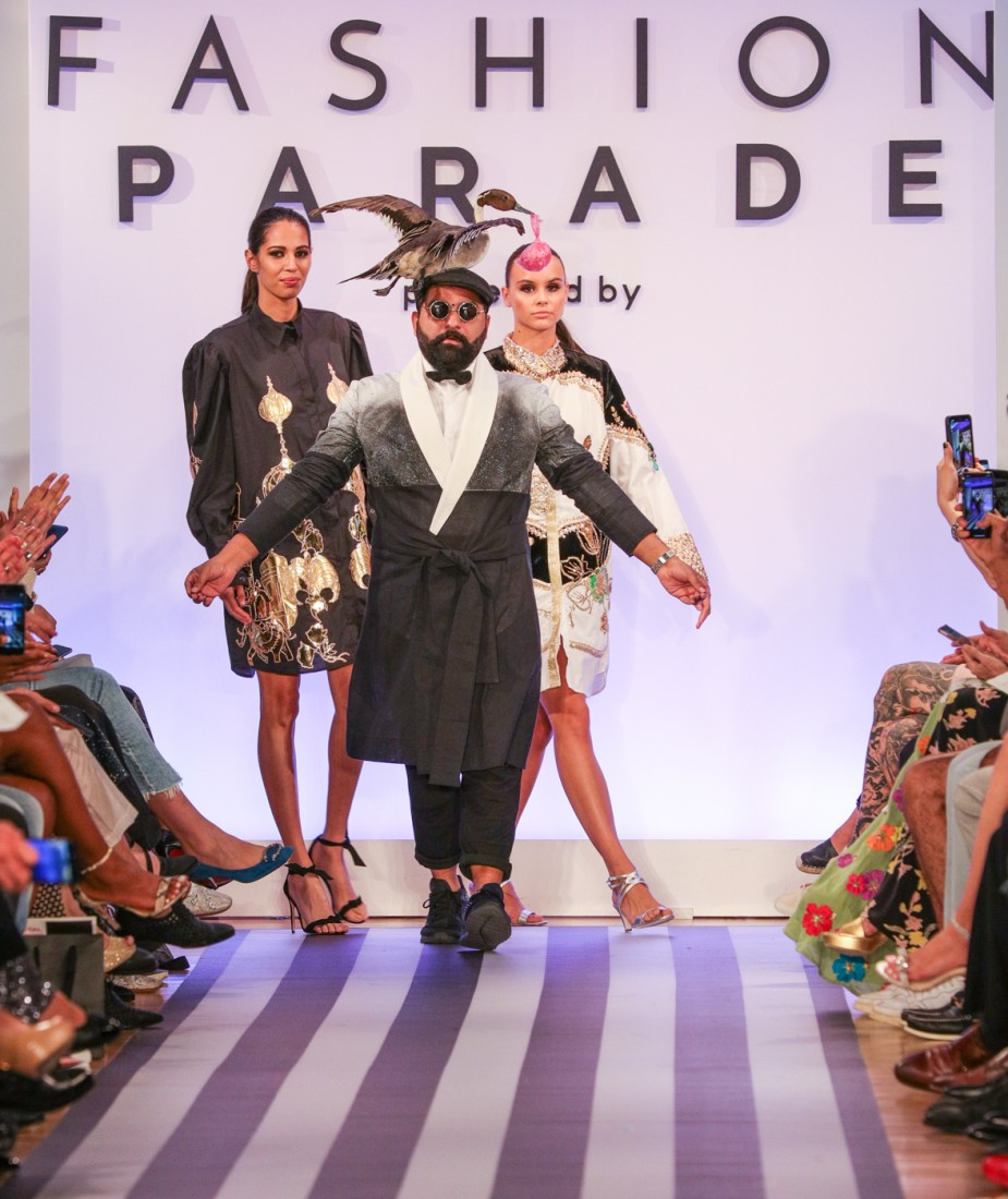 Fashion Parade NYFW SS2020 photo by CJ Rivera 23