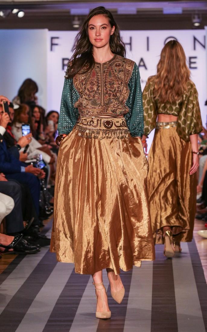 Fashion Parade NYFW SS2020 photo by CJ Rivera 31