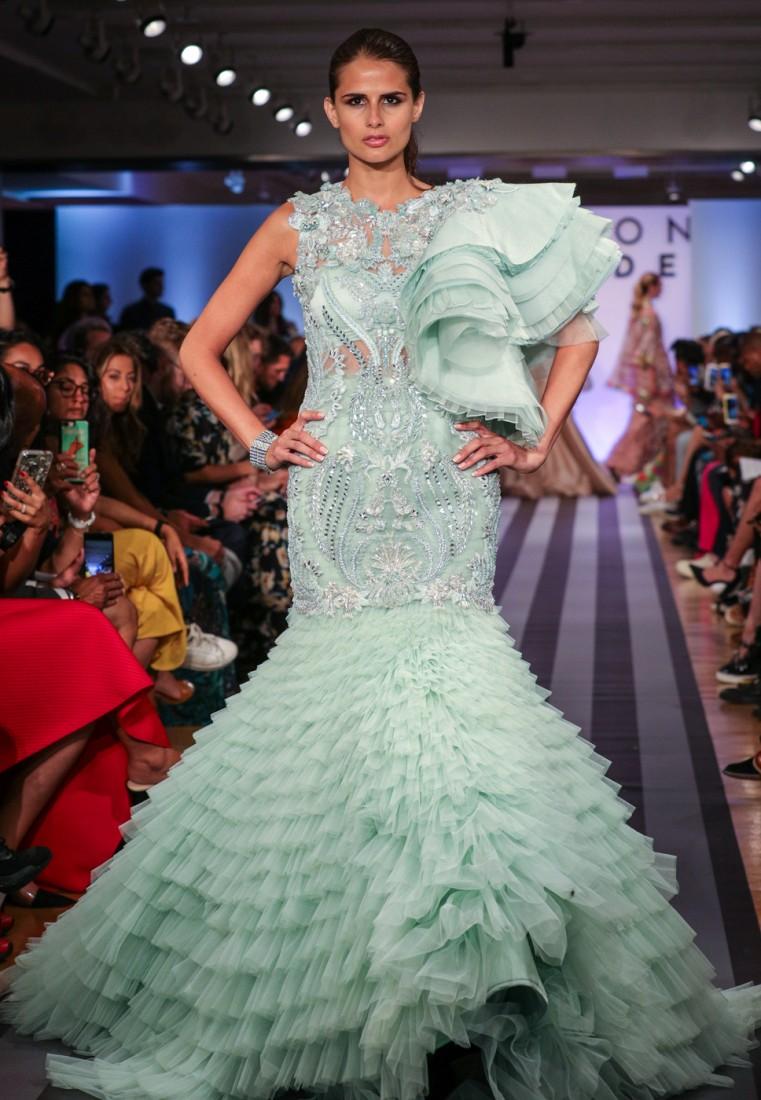 Fashion Parade NYFW SS2020 photo by CJ Rivera 37