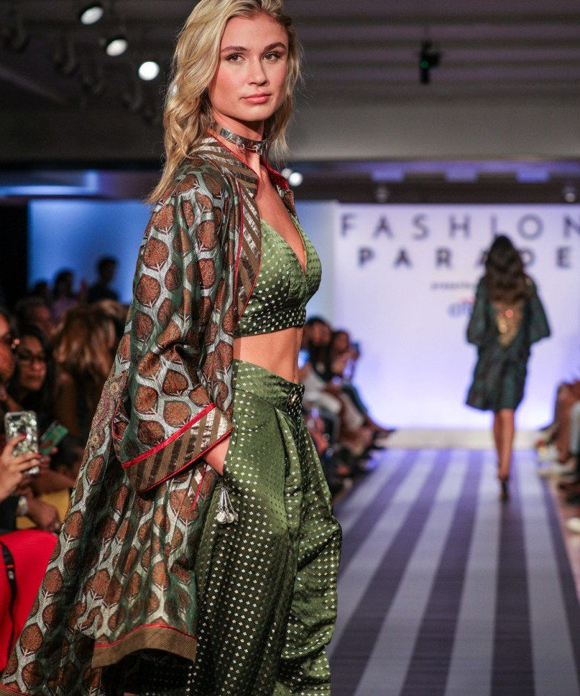 Fashion Parade NYFW SS2020 photo by CJ Rivera