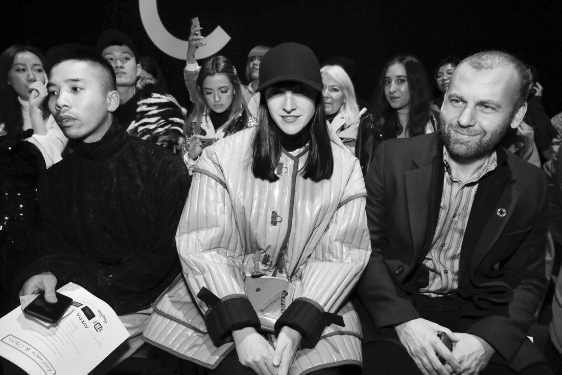Front Row@Laurence Chico NYFW FW2019 photos by Cheryl Gorski 17