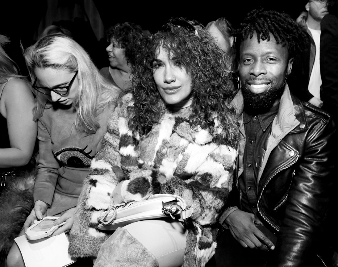 Front Row@Laurence Chico NYFW FW2019 photos by Cheryl Gorski 18