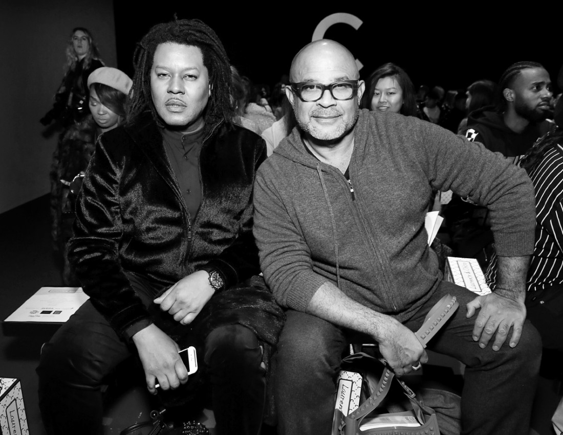 Front Row@Laurence Chico NYFW FW2019 photos by Cheryl Gorski 20