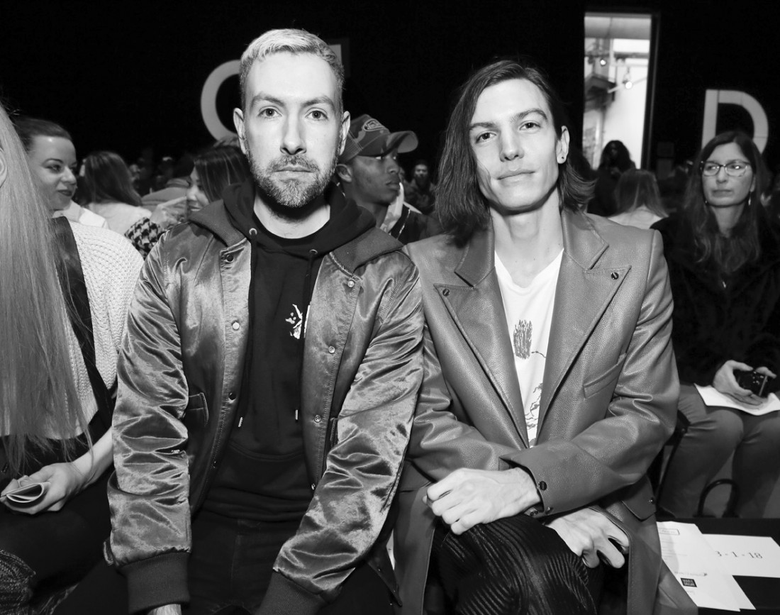 Front Row@Laurence Chico NYFW FW2019 photos by Cheryl Gorski 21