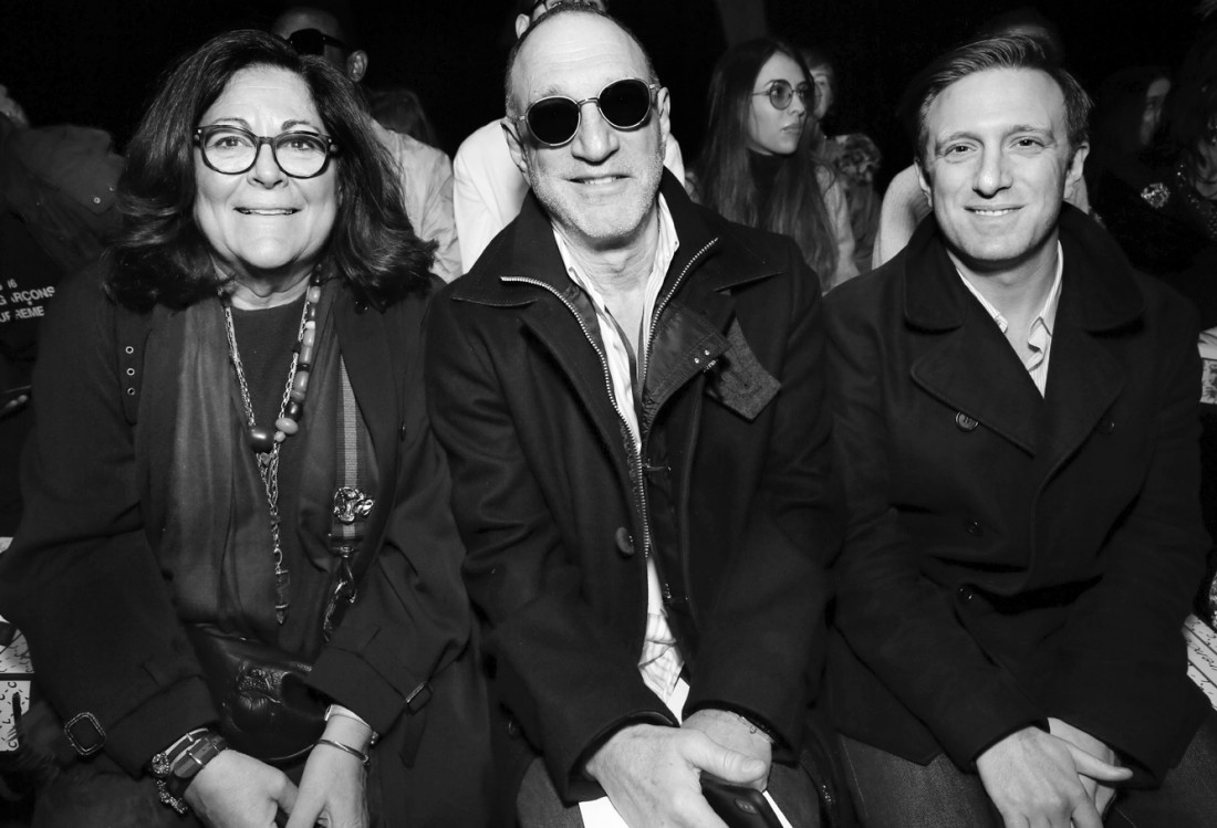 Front Row@Laurence Chico NYFW FW2019 photos by Cheryl Gorski 4