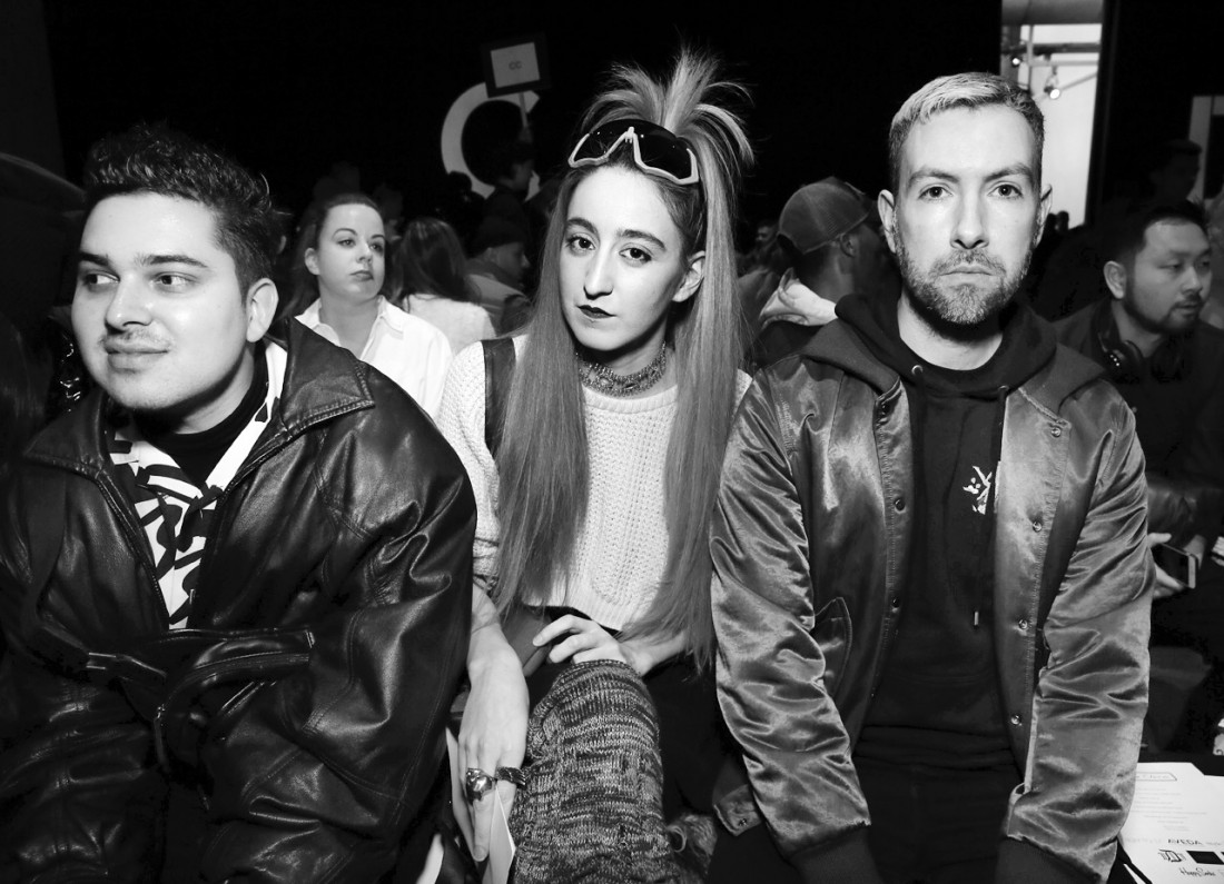 Front Row@Laurence Chico NYFW FW2019 photos by Cheryl Gorski 6