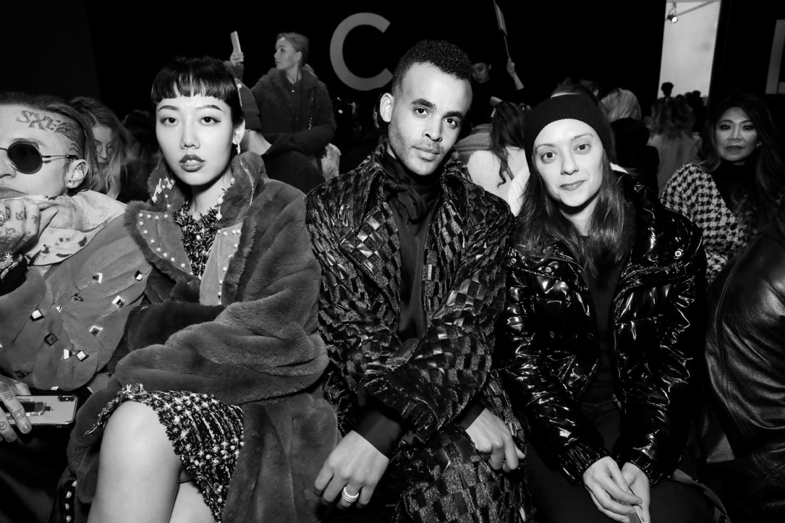 Front Row@Laurence Chico NYFW FW2019 photos by Cheryl Gorski 7