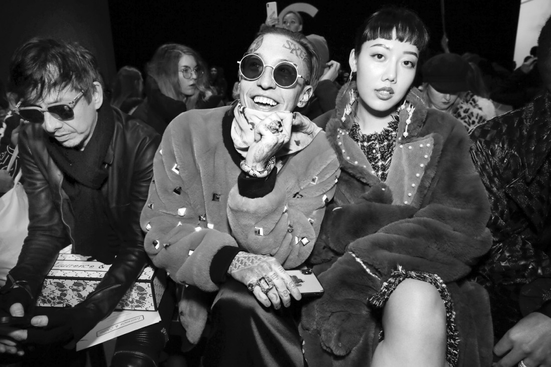 Front Row@Laurence Chico NYFW FW2019 photos by Cheryl Gorski 8