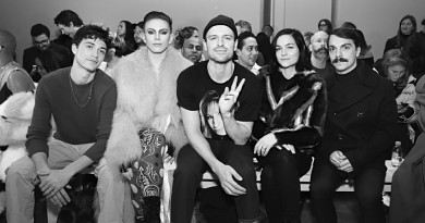 Jacob Bixenman AquariaMilk Leigh Lezark Kirby Jenner @Christian Cowan NYFW FW2019 photo by Cheryl Gorski 41