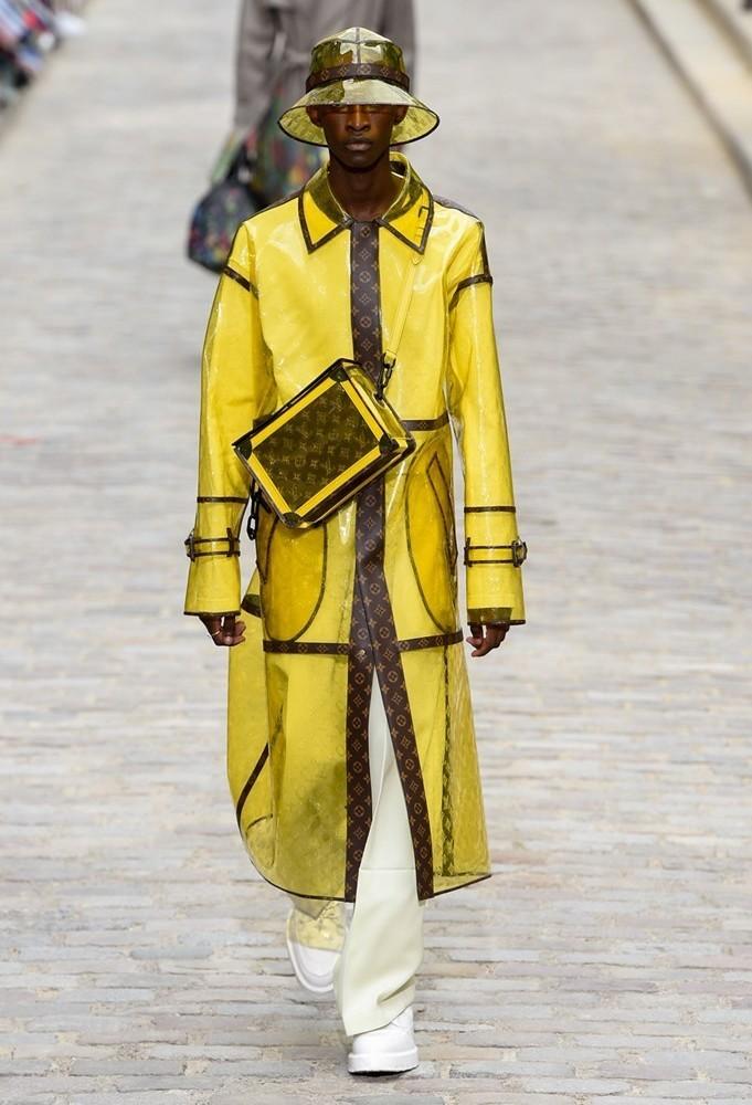 Louis Vuitton Paris Mens SS2020 photo by imaxtree 27