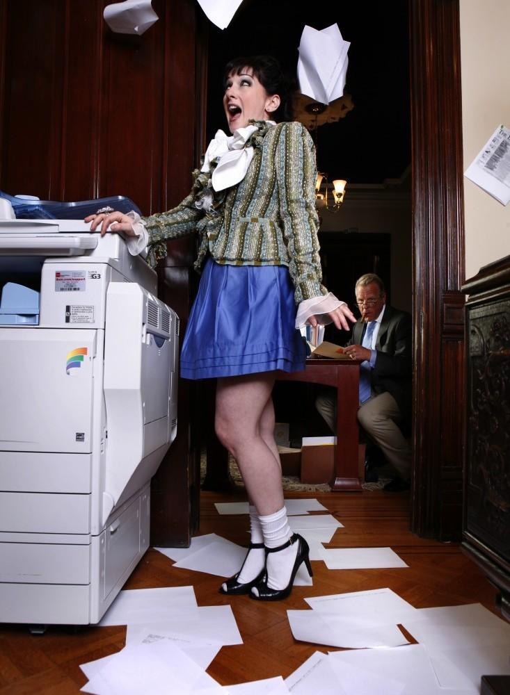 Office Shenanigans photo by Cheryl Gorski 4