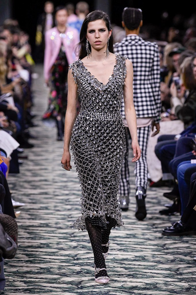 Paco Rabanne Paris FW2019 photo by Imaxtree 6
