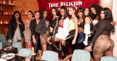 Raven Tracey Celebrates Collaboration with True Religion 27