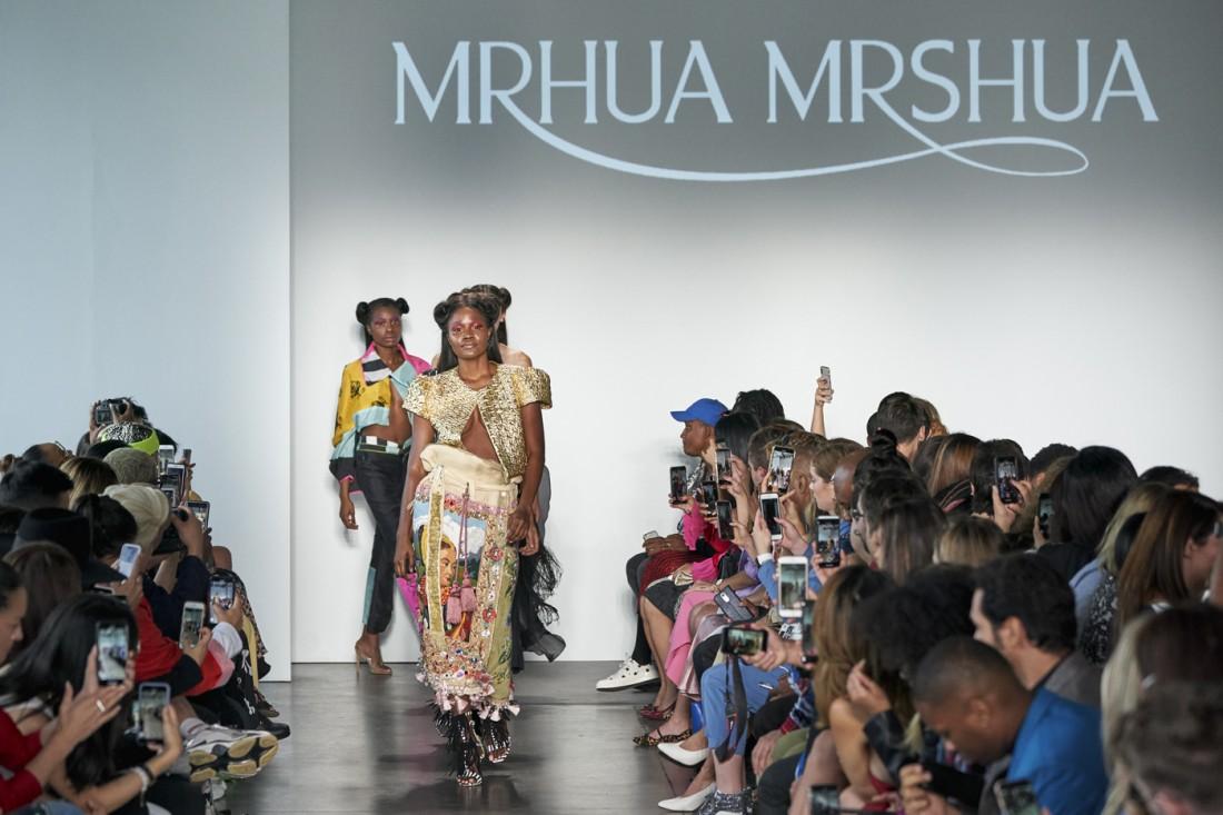 85. Mrhua Mrshua NYFW SS2020 photos by IMAXTree