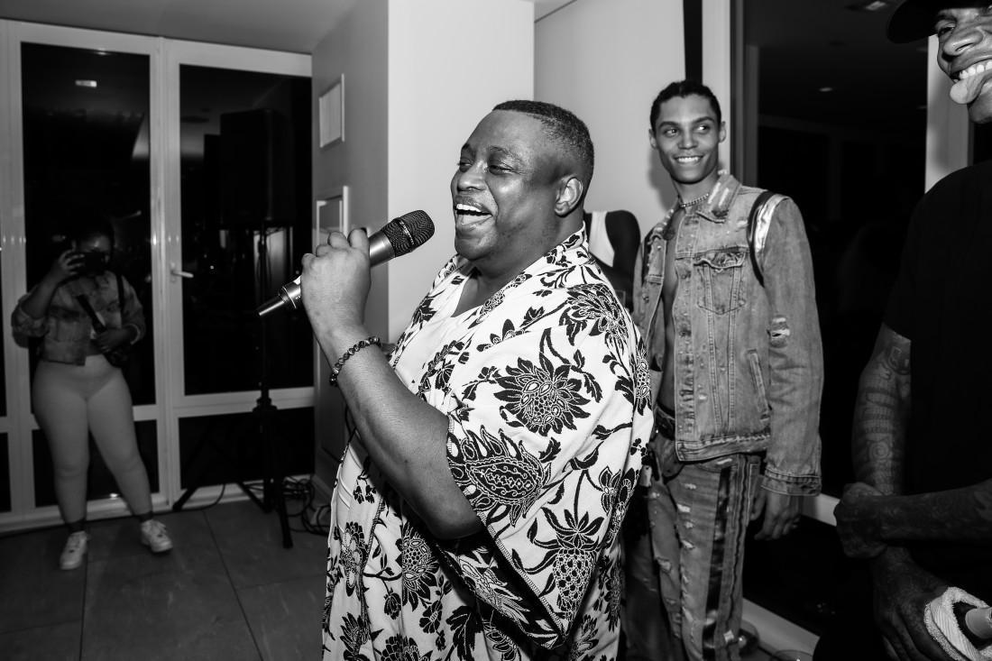 After Party@Nomo Soho Hotel Hosted by Mykel C. Smith Creative NYFW SS2020 photo by Marisa Pena 46