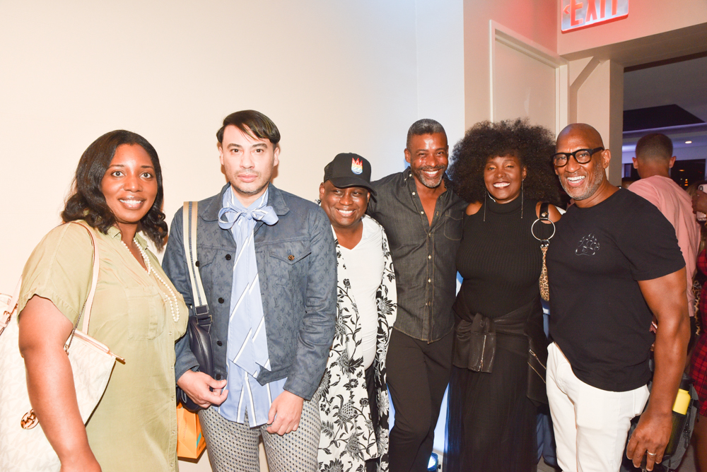After Party@Nomo Soho Hotel Hosted by Mykel C. Smith NYFW SS2020 photo by Paul Pr 10