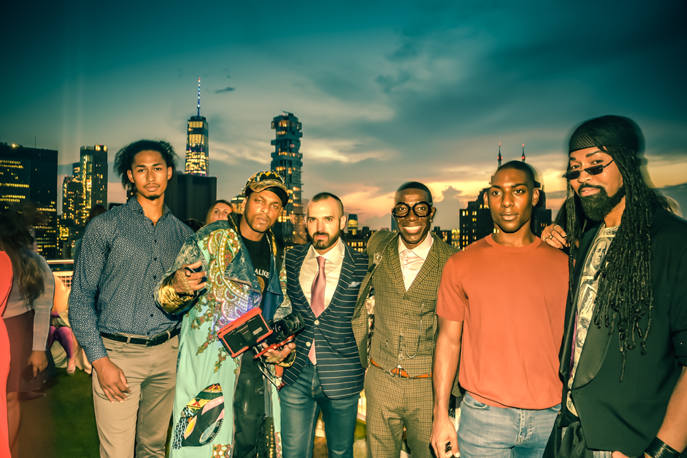 After Party@Nomo Soho Hotel Hosted by Mykel C. Smith NYFW SS2020 photo by Paul Pr 3