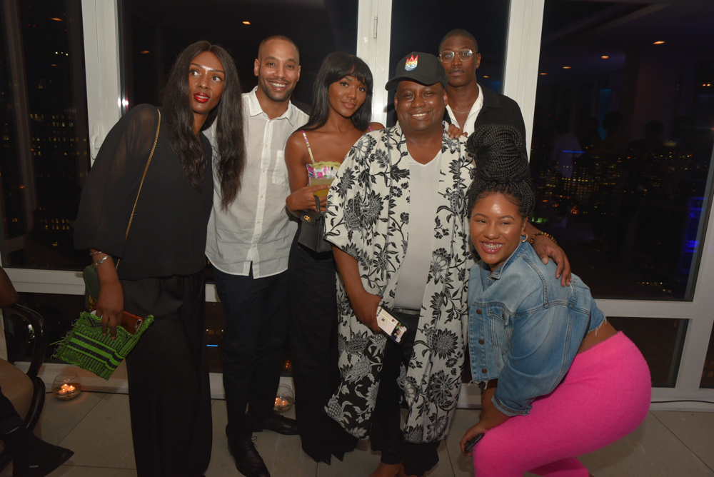 After Party@Nomo Soho Hotel Hosted by Mykel C. Smith NYFW SS2020 photo by Paul Pr 6