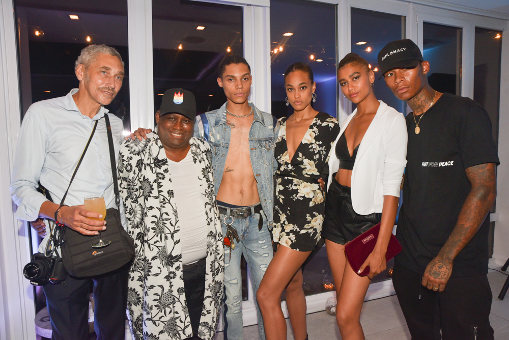 After Party@Nomo Soho Hotel Hosted by Mykel C. Smith NYFW SS2020 photo by Paul Pr 8