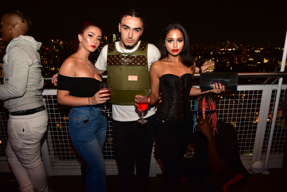 After Party@Nomo Soho Hotel Hosted by Mykel C. Smith NYFW SS2020 photo by Paul Pr 9