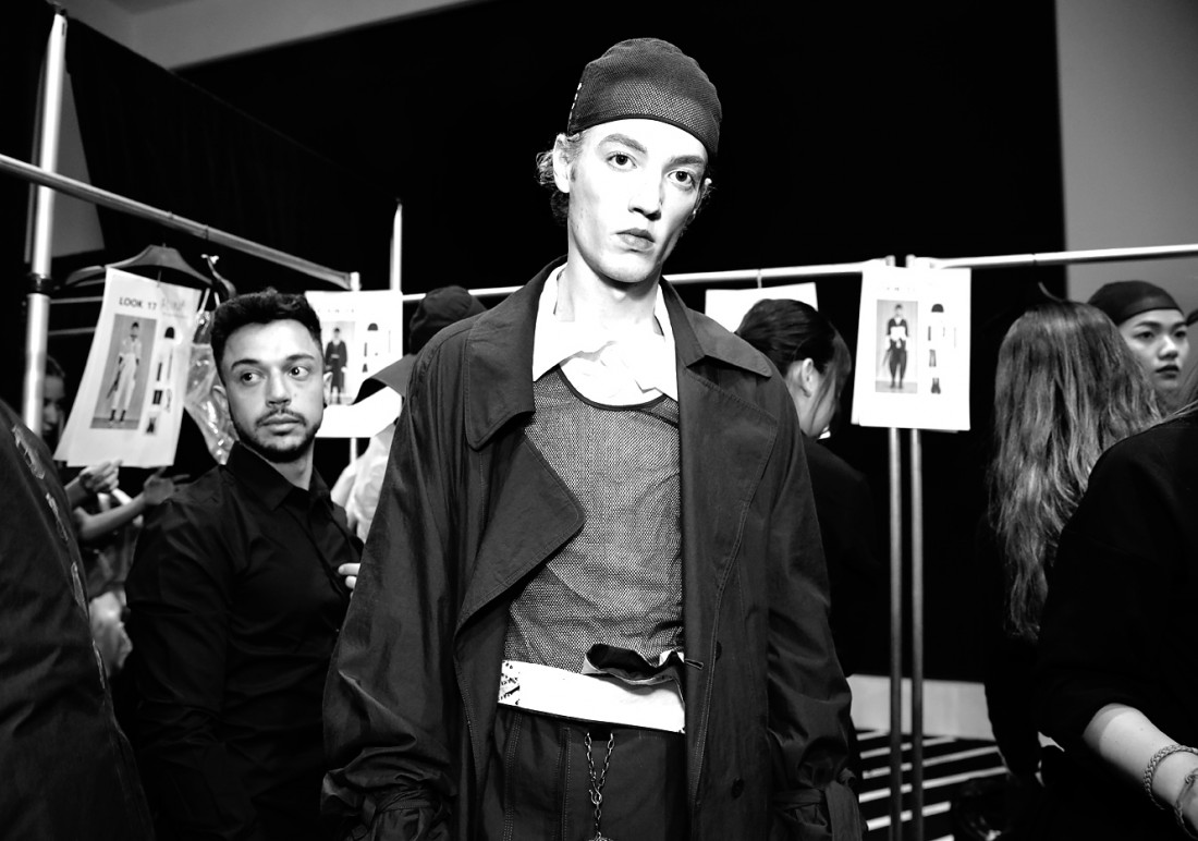 Backstage@Rizhuo NYFW SS2020 Photo By Cheryl Gorski 14