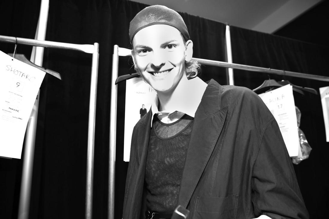 Backstage@Rizhuo NYFW SS2020 Photo By Cheryl Gorski 16