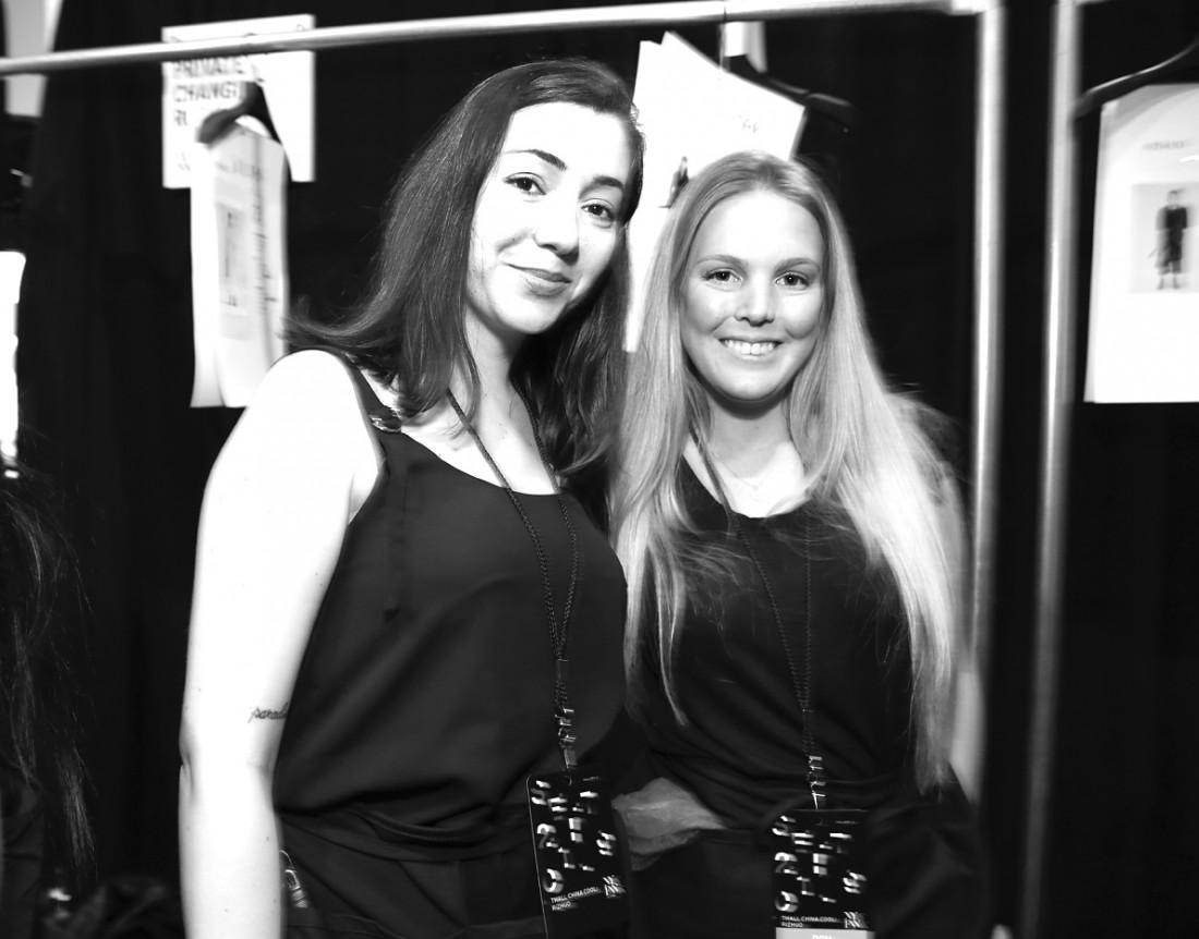 Backstage@Rizhuo NYFW SS2020 Photo By Cheryl Gorski 18