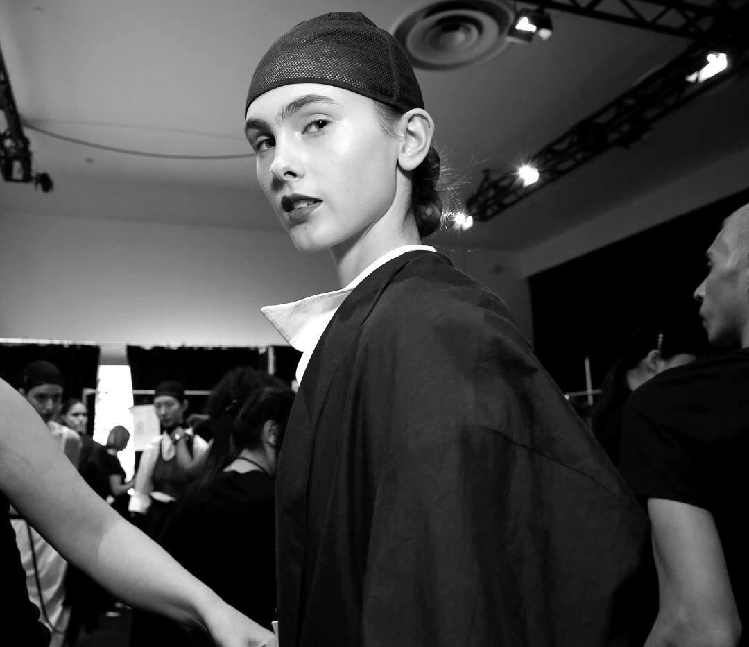 Backstage@Rizhuo NYFW SS2020 Photo By Cheryl Gorski 4