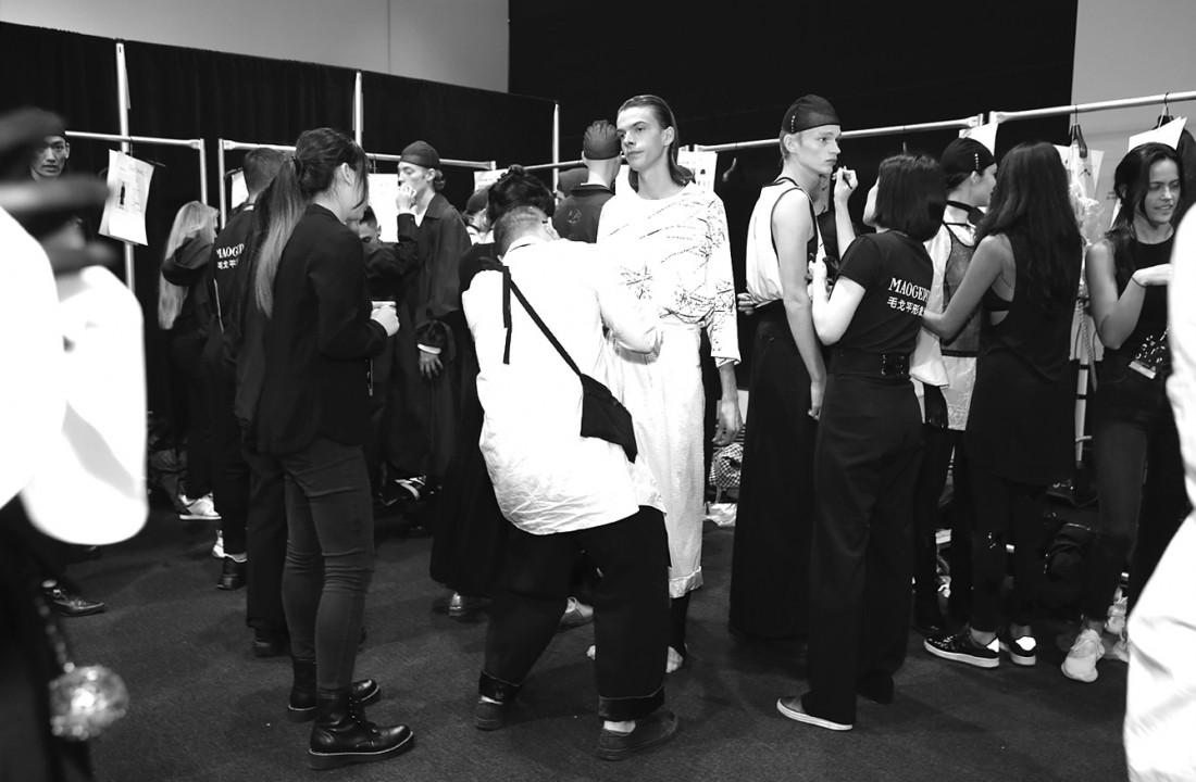 Backstage@Rizhuo NYFW SS2020 Photo By Cheryl Gorski 7